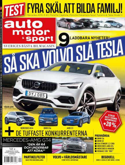 Auto Motor & Sport February 09, 2018 00:00