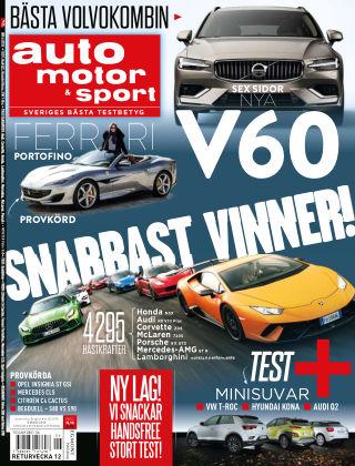 Auto Motor & Sport 2018-03-08