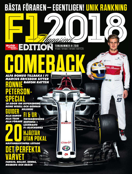 Auto Motor & Sport March 15, 2018 00:00