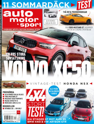 Auto Motor & Sport 2018-03-22