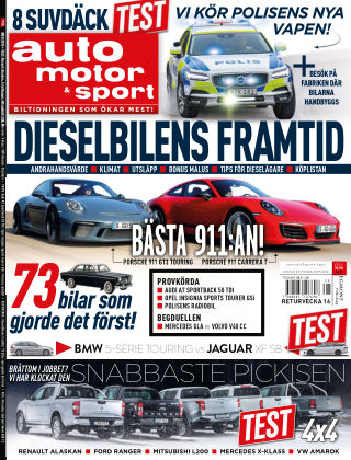 Auto Motor & Sport 2018-04-05