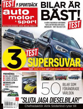 Auto Motor & Sport 2018-04-19
