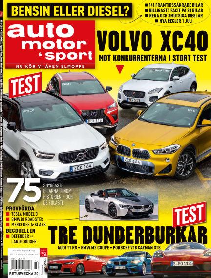Auto Motor & Sport May 03, 2018 00:00