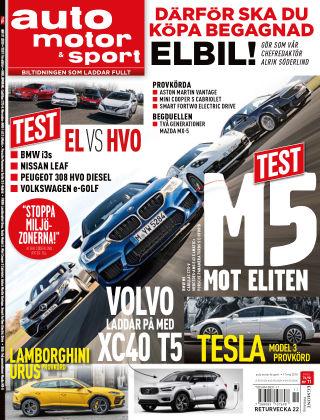 Auto Motor & Sport 2018-05-17