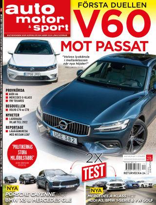 Auto Motor & Sport 2018-05-31