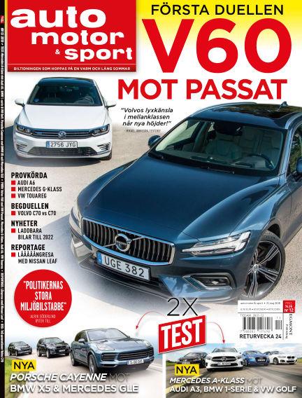Auto Motor & Sport May 31, 2018 00:00