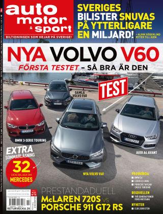 Auto Motor & Sport 2018-06-28