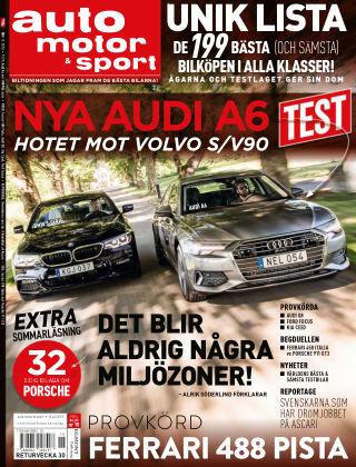 Auto Motor & Sport 2018-07-12