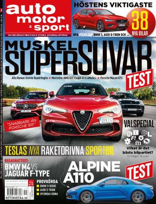 Auto Motor & Sport 2018-09-06