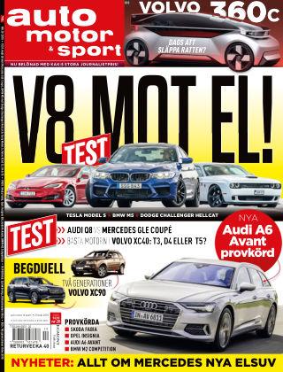 Auto Motor & Sport 2018-09-20