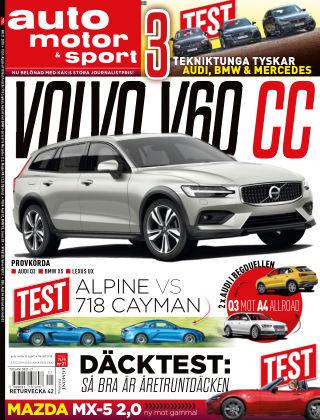 Auto Motor & Sport 2018-10-04
