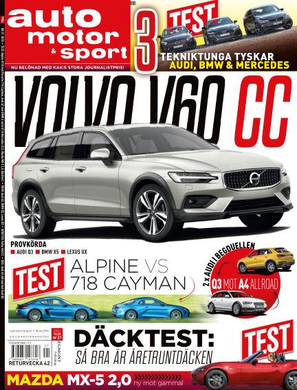 Auto Motor & Sport October 04, 2018 00:00