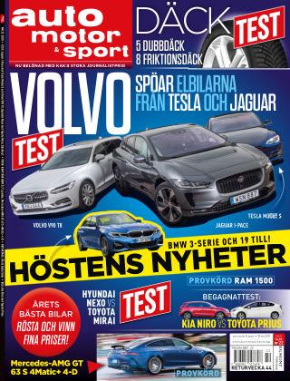 Auto Motor & Sport 2018-10-18