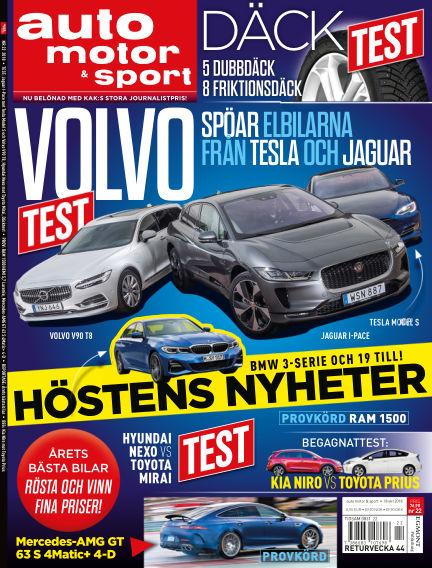 Auto Motor & Sport October 18, 2018 00:00