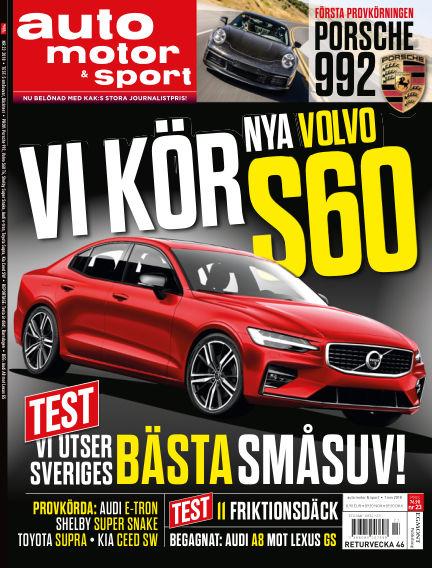 Auto Motor & Sport November 01, 2018 00:00