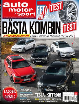 Auto Motor & Sport 2018-11-13