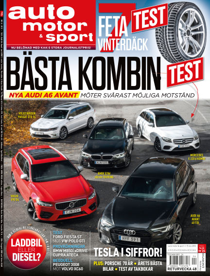 Auto Motor & Sport November 13, 2018 00:00