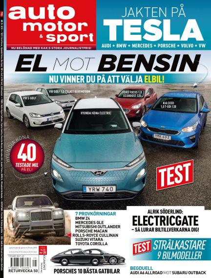 Auto Motor & Sport November 29, 2018 00:00