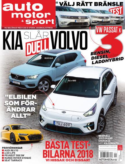Auto Motor & Sport December 23, 2018 00:00