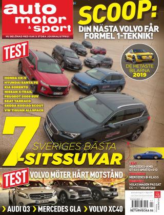 Auto Motor & Sport 2019-01-10