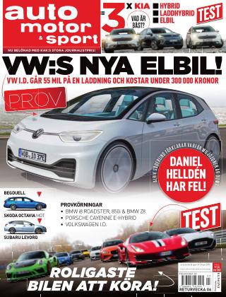 Auto Motor & Sport 2019-01-24