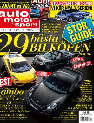Auto Motor & Sport 2015-08-04