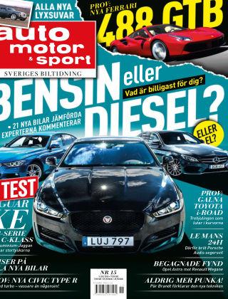 Auto Motor & Sport 2015-07-07
