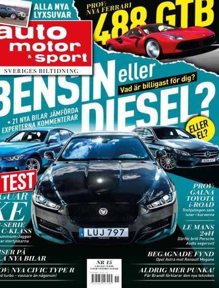 Auto Motor & Sport July 07, 2015 00:00