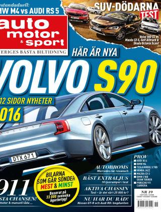Auto Motor & Sport 2015-09-01