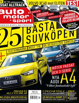 Auto Motor & Sport 2015-09-29
