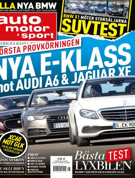 Auto Motor & Sport March 29, 2016 00:00