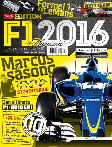 Auto Motor & Sport March 08, 2016 00:00
