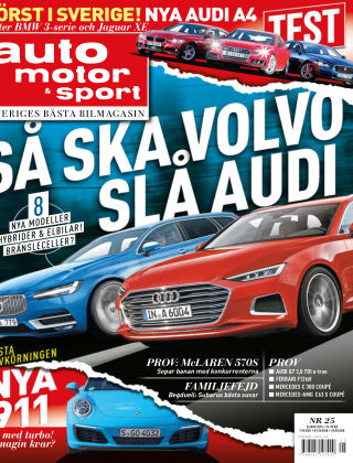 Auto Motor & Sport 2015-11-25