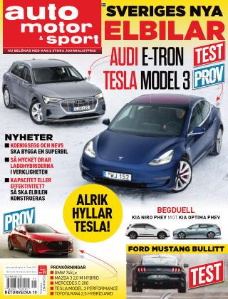 Auto Motor & Sport 2019-02-21