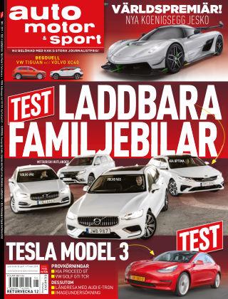 Auto Motor & Sport 2019-03-07