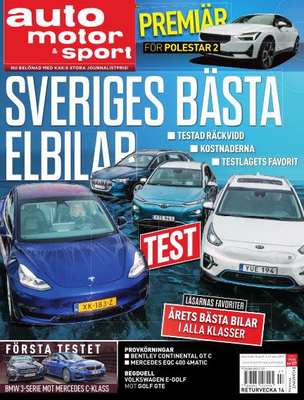 Auto Motor & Sport March 20, 2019 00:00