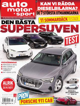 Auto Motor & Sport 2019-04-04