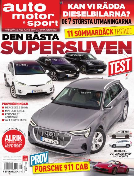 Auto Motor & Sport April 04, 2019 00:00