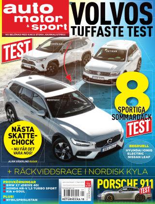Auto Motor & Sport 2019-04-12