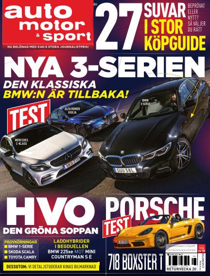 Auto Motor & Sport April 26, 2019 00:00