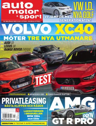 Auto Motor & Sport 2019-05-15