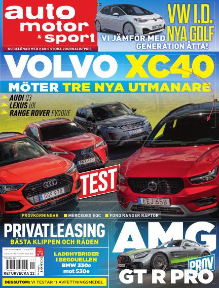 Auto Motor & Sport May 15, 2019 00:00