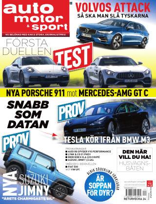 Auto Motor & Sport 2019-05-24