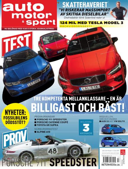Auto Motor & Sport June 07, 2019 00:00