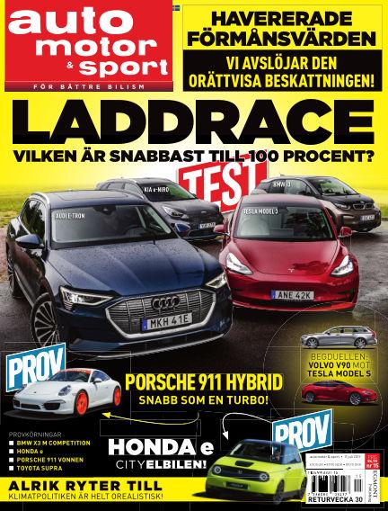 Auto Motor & Sport July 05, 2019 00:00