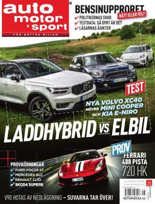 Auto Motor & Sport 2019-07-19