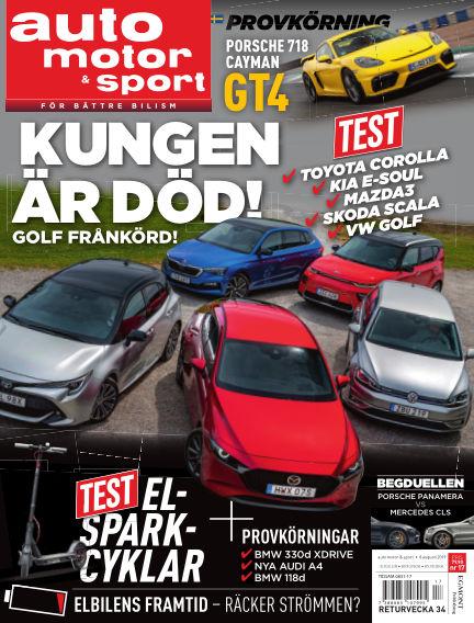 Auto Motor & Sport August 02, 2019 00:00