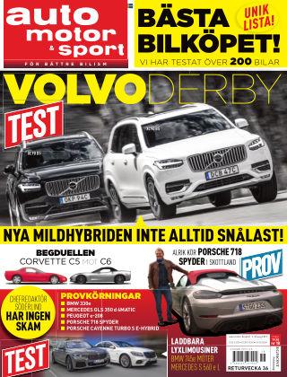 Auto Motor & Sport 2019-08-16