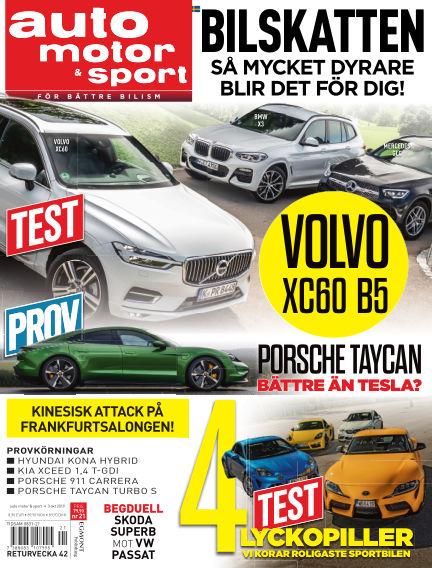 Auto Motor & Sport September 27, 2019 00:00