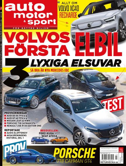 Auto Motor & Sport October 28, 2019 00:00